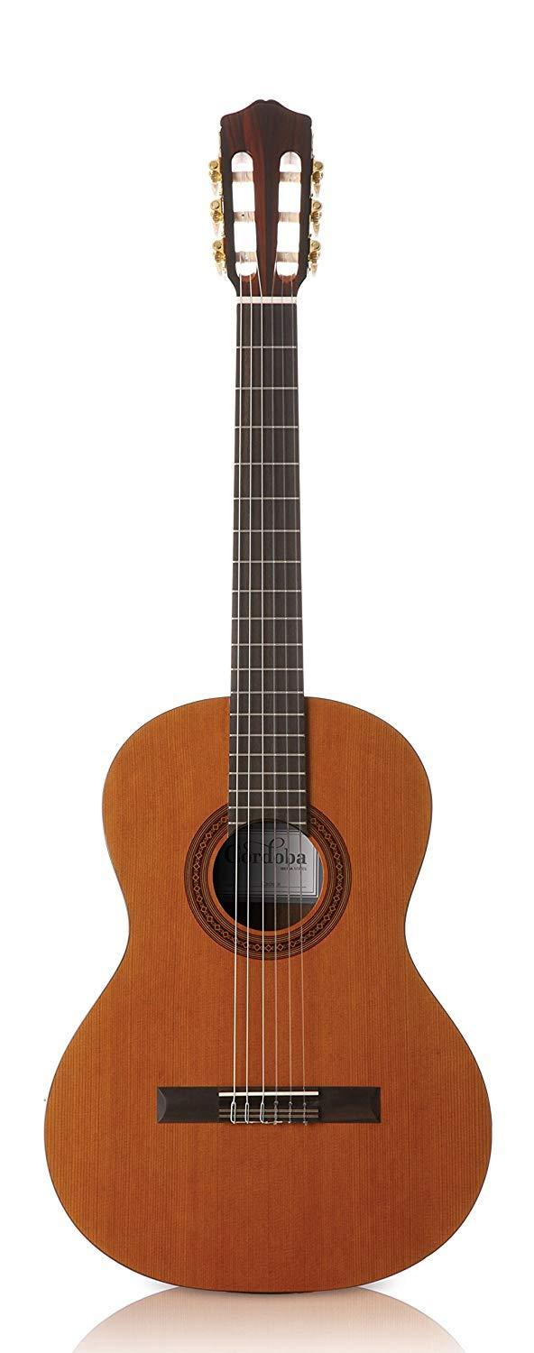 Cordoba Guitars Cadete 3/4 Size Acoustic Nylon String Classical Guitar