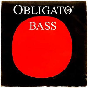 Pirastro Obligato Orchestral Bass Strings