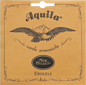 Aquila 17U Mixed New Nylgut and Red Series 6-String Set for Tenor Ukulele