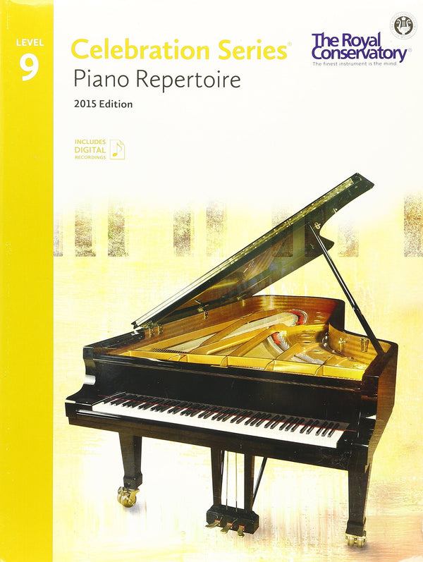Celebration Series Piano Repertoire 2015 Edition - Level 9
