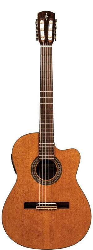 Alvarez Artist AC65HCE Classical Hybrid Acoustic-Electric Guitar - Natural