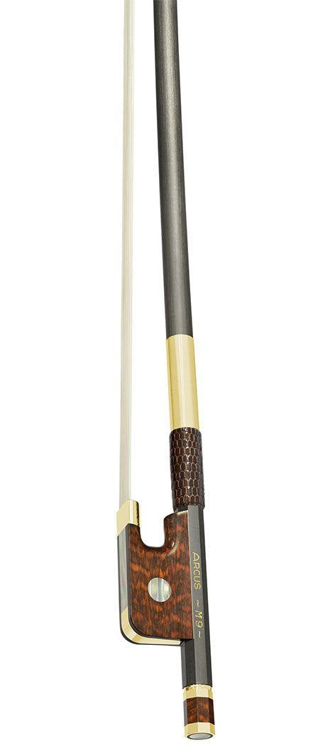 Arcus M9 Gold Mounted Cello Bow