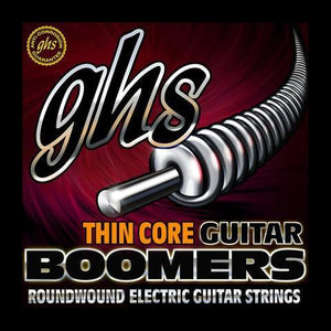 GHS GBXL Guitar Boomers Electric Guitar Strings .- 009-.042 Extra Light