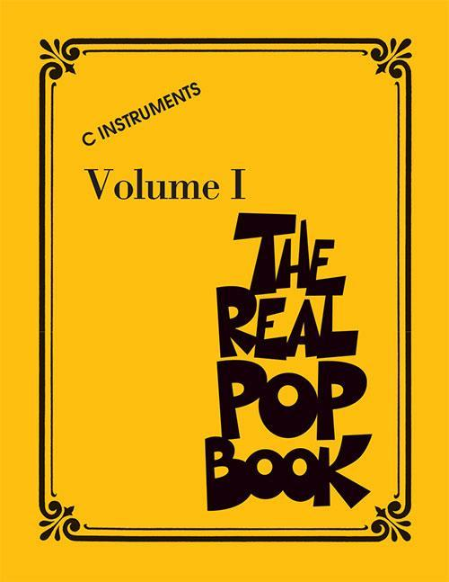 The Real Pop Book - Volume I (C Instruments)