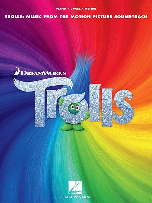 Trolls (Piano/Vocal/Guitar Songbook)