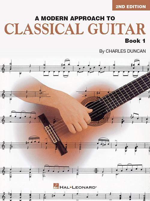 A Modern Approach to Classical Guitar - Book 1 (Book Only)