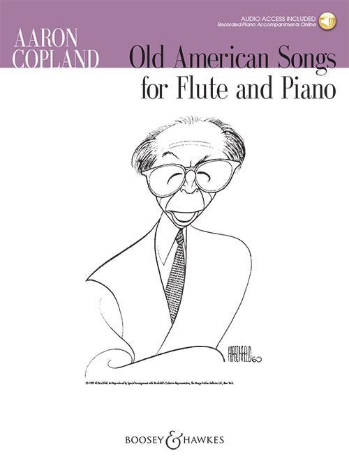 Old American Songs for Flute and Piano