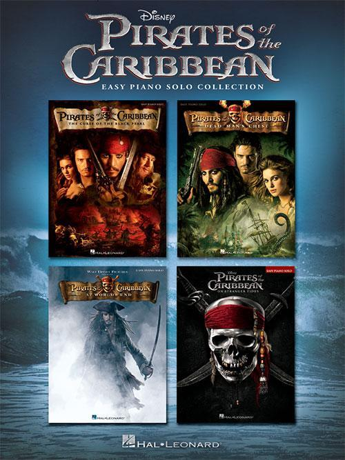Pirates of the Caribbean - Easy Piano Solo Collection