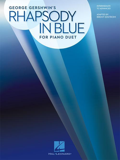 Rhapsody in Blue for Piano Duet