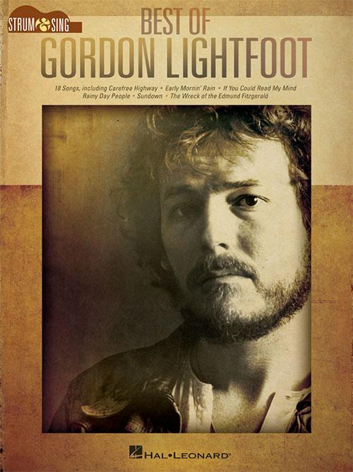 Best of Gordon Lightfoot (Guitar chords & lyrics)