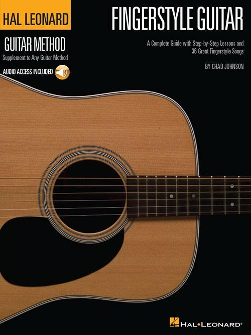 Fingerstyle Guitar Method