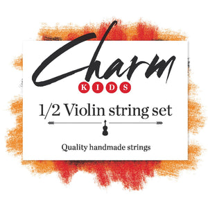 Charm Kids Violin Strings 1/2 Size