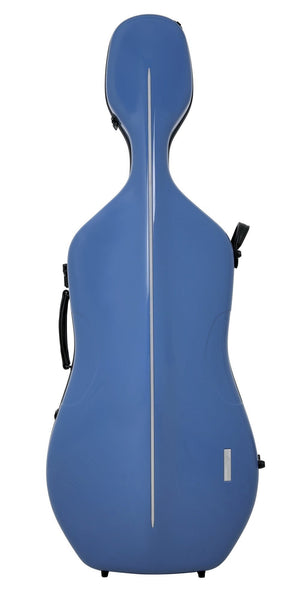 Gewa Air 3.9 Cello Case - Blue