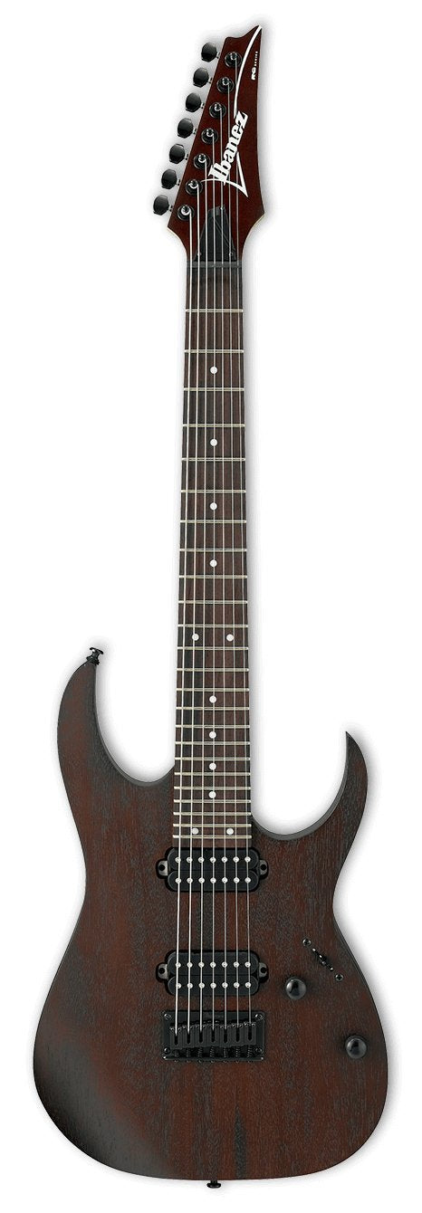 Ibanez RG7421 Electric Guitar, Walnut Flat