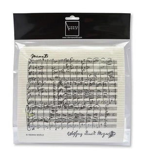 Sponge - Sheet Music Mozart (2pcs)