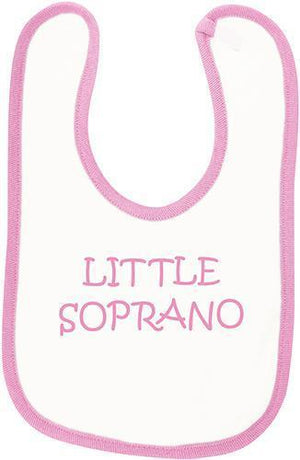 Bib - Little Soprano