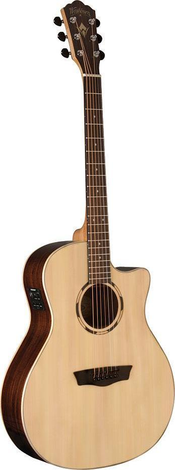 Washburn WLO20SCE Acoustic Guitar