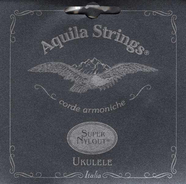 Aquila 101U Super Nylgut Soprano Ukulele Low G String Set