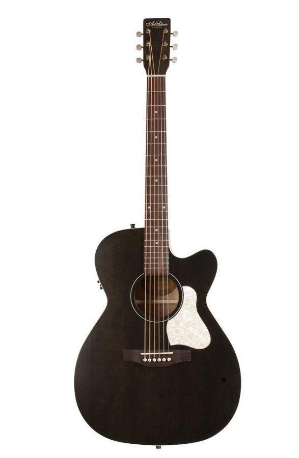 Art & Lutherie Legacy CW Q1T Concert Hall Acoustic/Electric Guitar