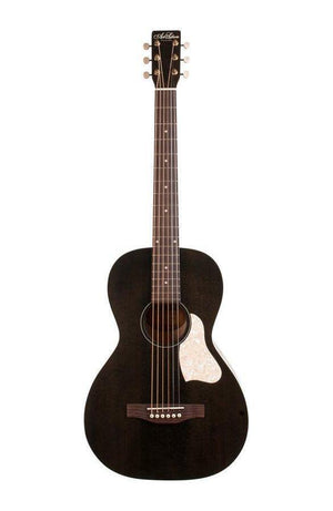 Art & Lutherie Roadhouse Parlor RH Guitar - Faded Black