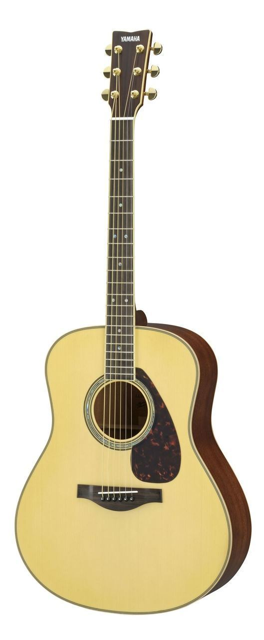 Yamaha LL16M ARE L Series All Solid Series Jumbo Acoustic Guitar