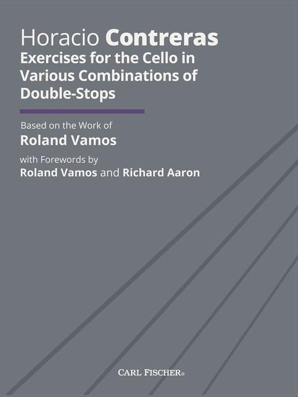Exercises for the Cello in Various Combinations of Double-Stops