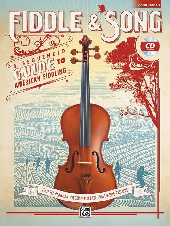 Fiddle & Song, Book 1 for Violin