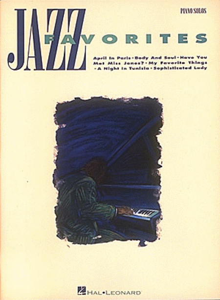 Jazz Favorites Arranged by Bill Boyd