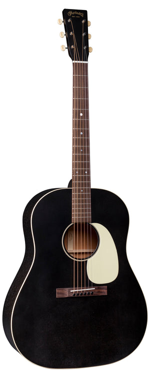 Martin DSS-17 Black Smoke Guitar