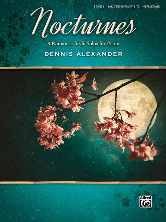 Nocturnes, Book 1 - Eight Romantic-Style Solos for Piano