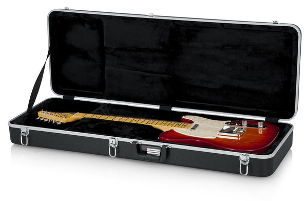 Gator GC-ELEC-A Deluxe ABS Molded Case - Double-cutaway Electric Guitar
