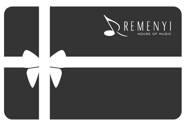 Remenyi Gift Card - Physical Gift Card