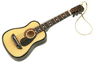 Musical Ornament - Acoustic Guitar