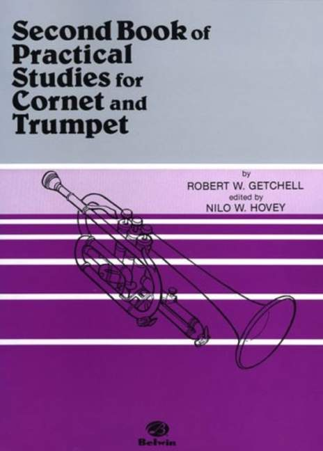 Practical Studies for Cornet and Trumpet, Book II