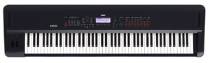Korg Kross 2 88 Key Synthesizer Workstation - Matte Black