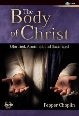 The Body of Christ - Choplin - SATB - Book/CD