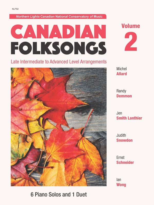 Canadian Folksongs Volume 2