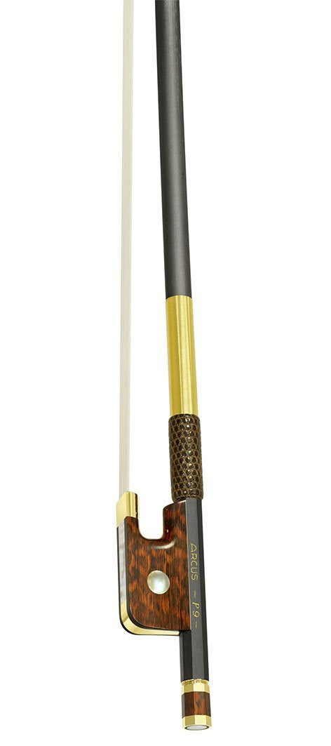 Arcus P9 Gold Mounted Viola Bow