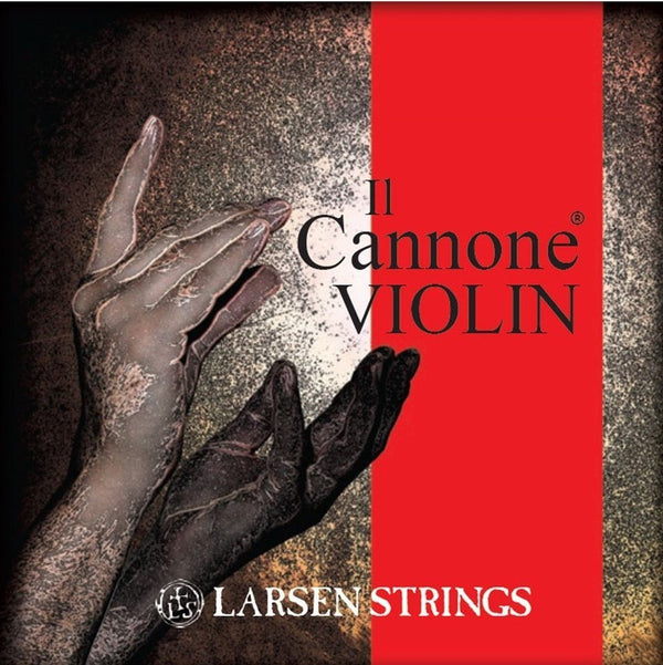 Larsen Il Cannone Soloist Violin Strings