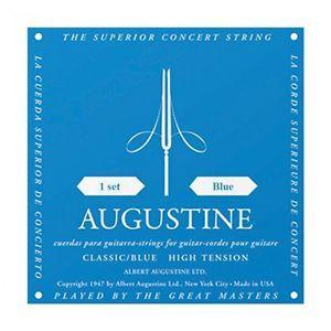 Augustine ABL Blue Classical Guitar Strings - Heavy Tension