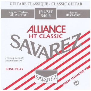 Savarez 540R Alliance Rojo Normal Tension