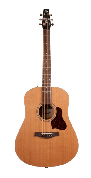 Seagull S6 QIT Original Acoustic Electric Guitar - Natural