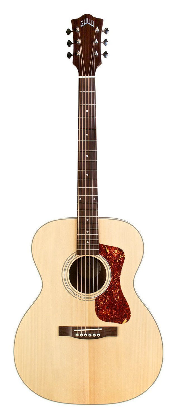 Guild OM-240E Acoustic Electric Orchestra Solid Top Guitar