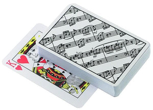 Playing Cards - Sheet Music