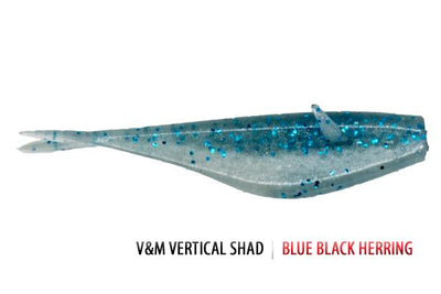 V&M Vertical Shad