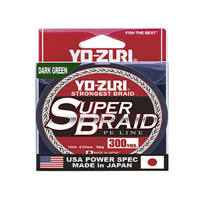 Yo-Zuri Superbraid