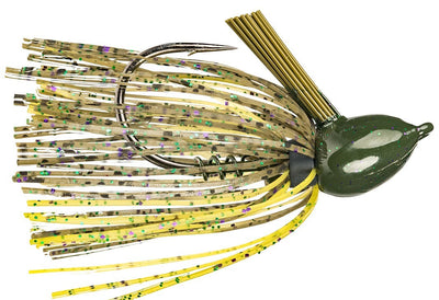 Strike King Hack Attack Fluoro Flippin Jig