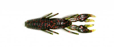 "X Zone Lures Pro Series 3 1/2"" Punisher Punch Craw"