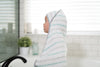 Organic Hooded Towel - Angora