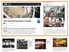 The 5 best new breweries in Canada - and we're one of them!